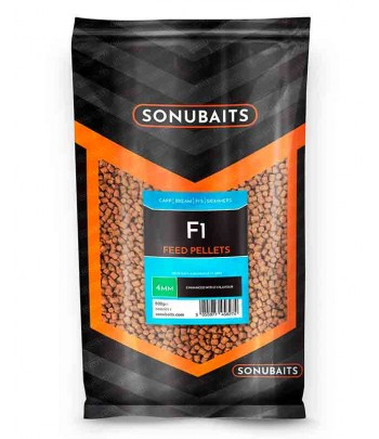 SONUBAITS F1 FEED 4MM