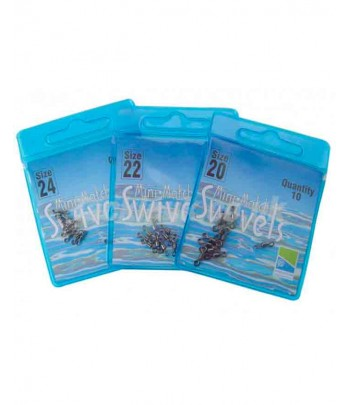 PRESTON MINI SWIVELS 22