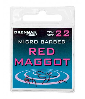 DRENNAN RED MAGGOT