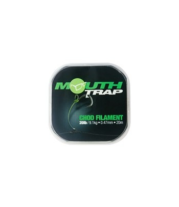 KORDA MOUTH TRAP 20LB-0.47MM
