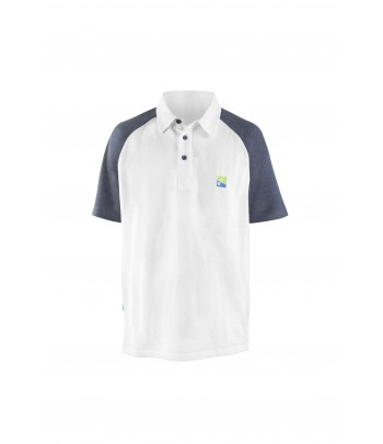 PRESTON WHITE POLO