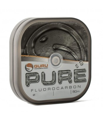 GURU PURE FLUOROCARBON 0.20MM