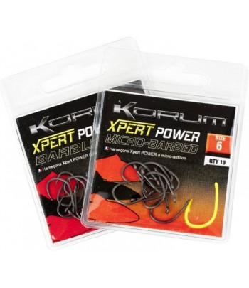KORUM POWER MICRO BARBED