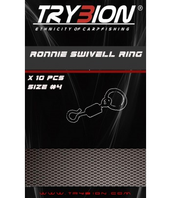 TRYBION RONNIE SWIVEL RING