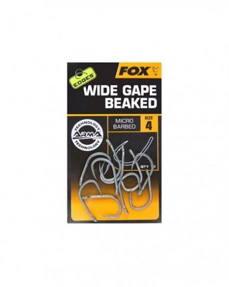 FOX EDGES™ WIDE GAPE BEAKED